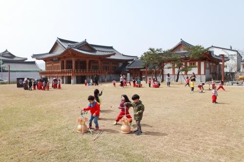 水原伝統文化館「秋夕伝統文化体験」開催