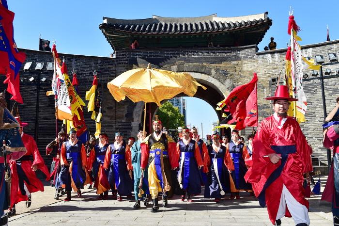 水原華城文化祭