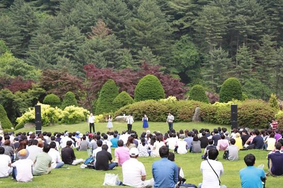アチムゴヨ樹木園・美味しいオープンマイク