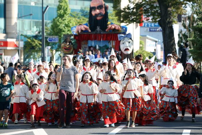 ヘンテコな演劇祭(カルネヴァーレ加平)