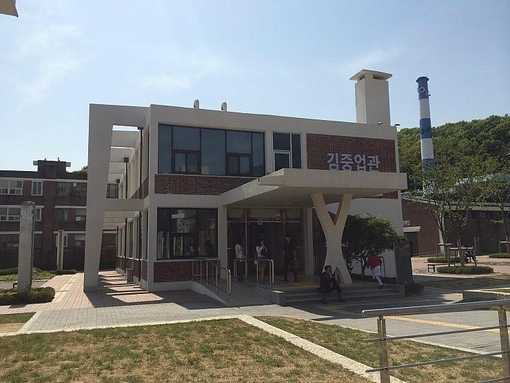 キム・ジュンオブ建築博物館