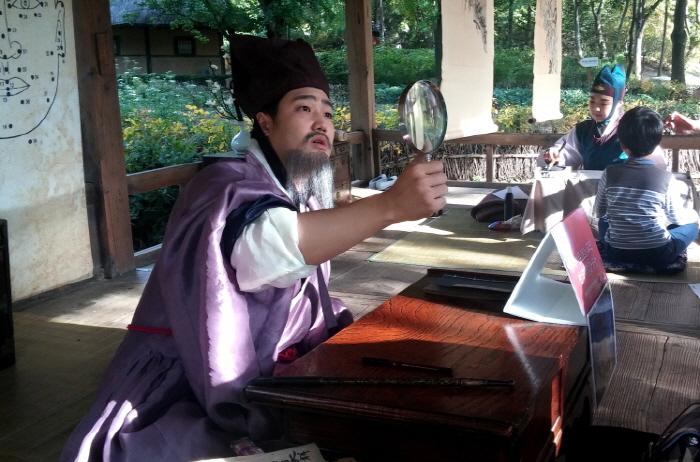 韓国民俗村「時代劇ドラマ祭り」