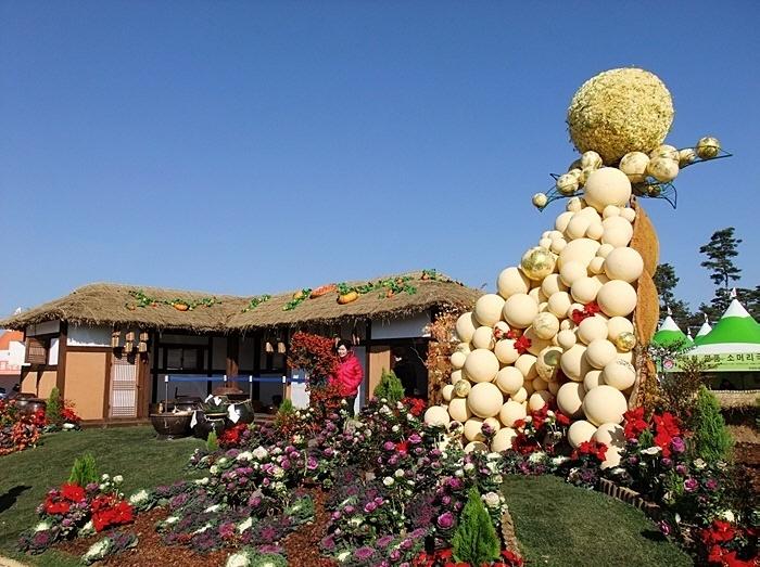 坡州長湍豆祭り