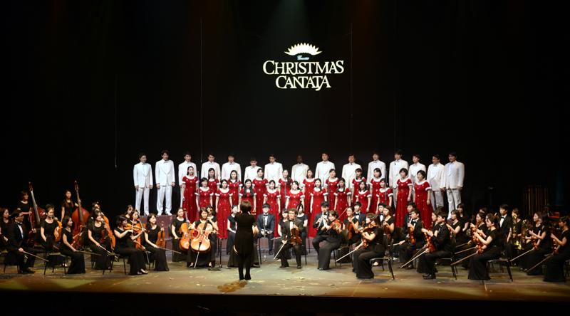 グラシアス合唱団クリスマスカンタータ