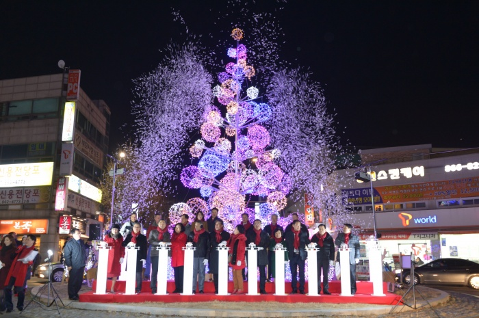 東豆川クリスマスツリーフェスティバル
