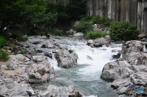 明智溪谷1