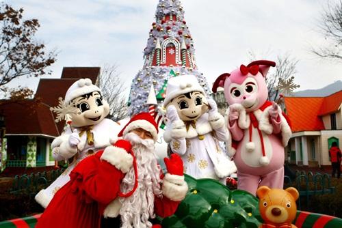 ソウルランド「クリスマス・サンタラン」