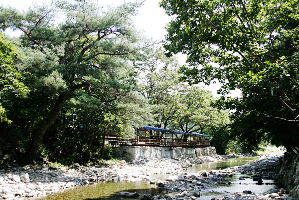 水洞国民観光地1
