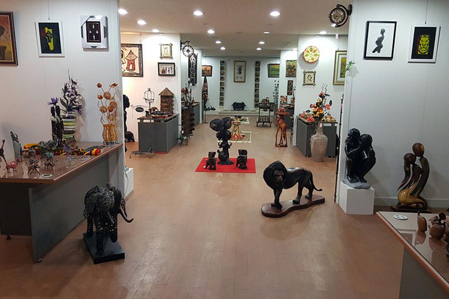 楊平アフリカ文化芸術博物館