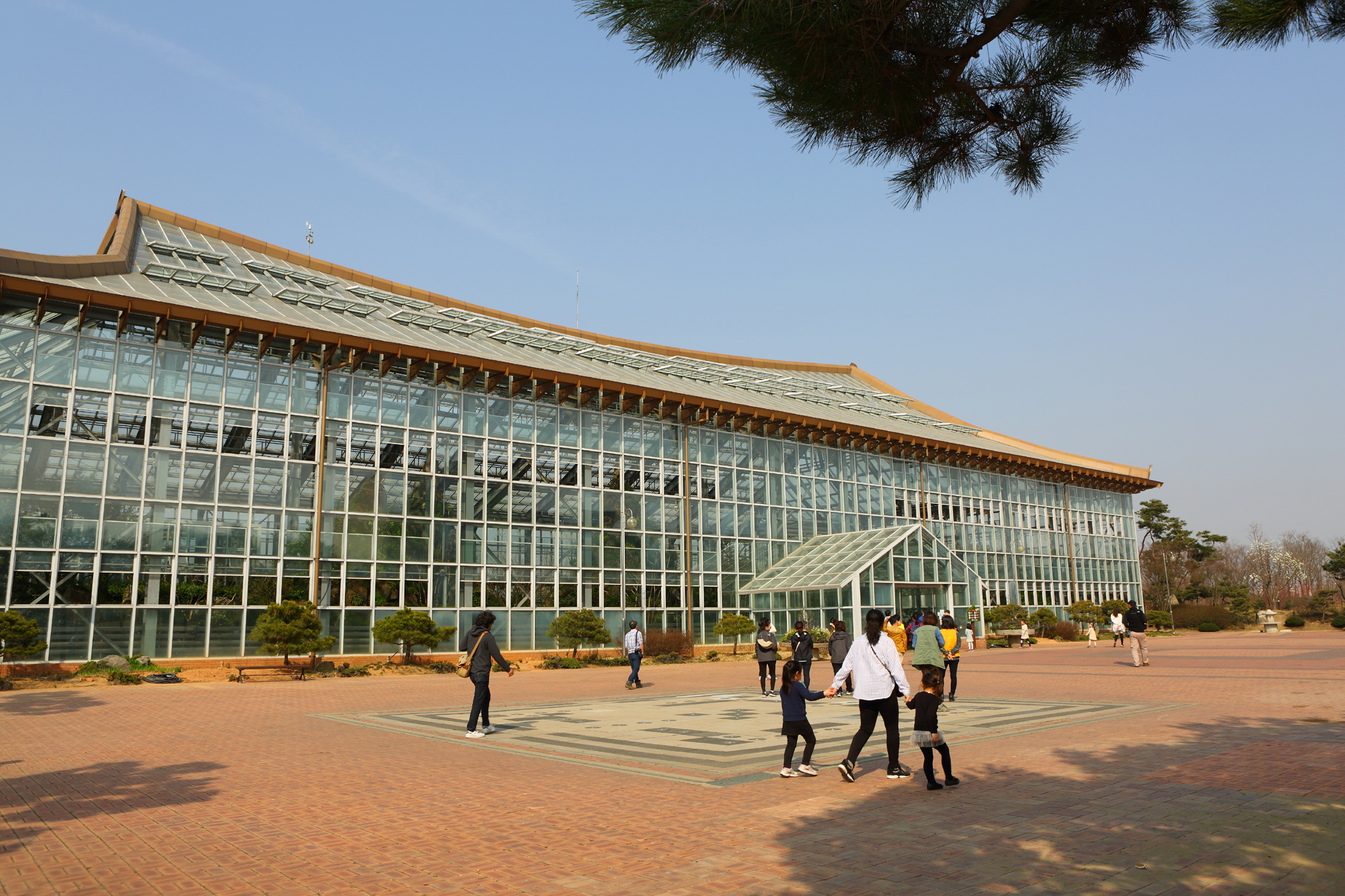 華城(ファソン)市ウリコッ植物園
