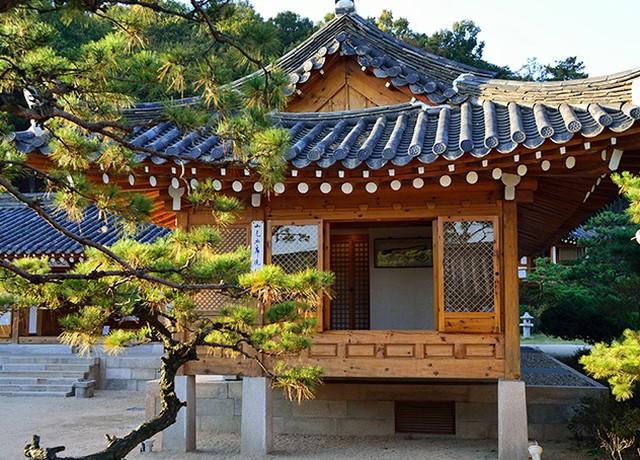 韓屋ホテル「朝鮮王家」2