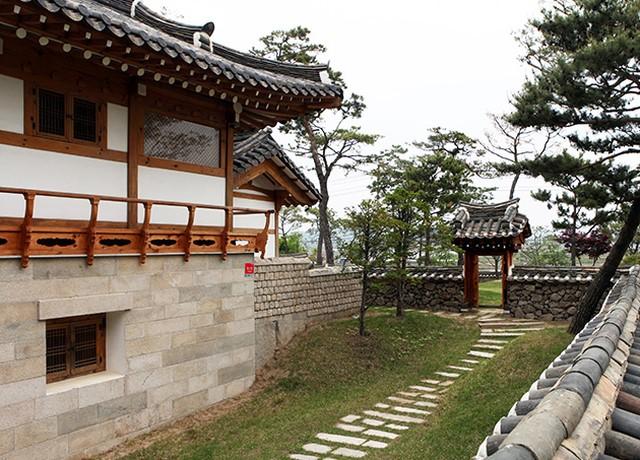 韓屋ホテル「朝鮮王家」5
