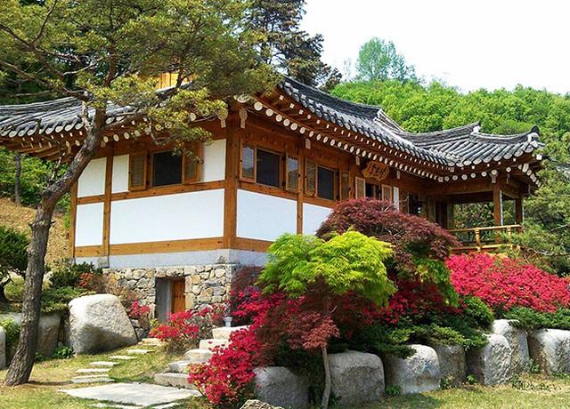 韓屋ホテル「朝鮮王家」
