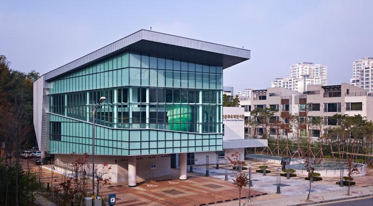 龍仁文化遺跡展示館2