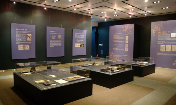 龍仁文化遺跡展示館3