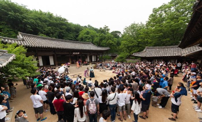韓国民俗村「朝鮮時代へようこそ 」