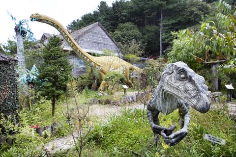 梧南恐竜体験展示館