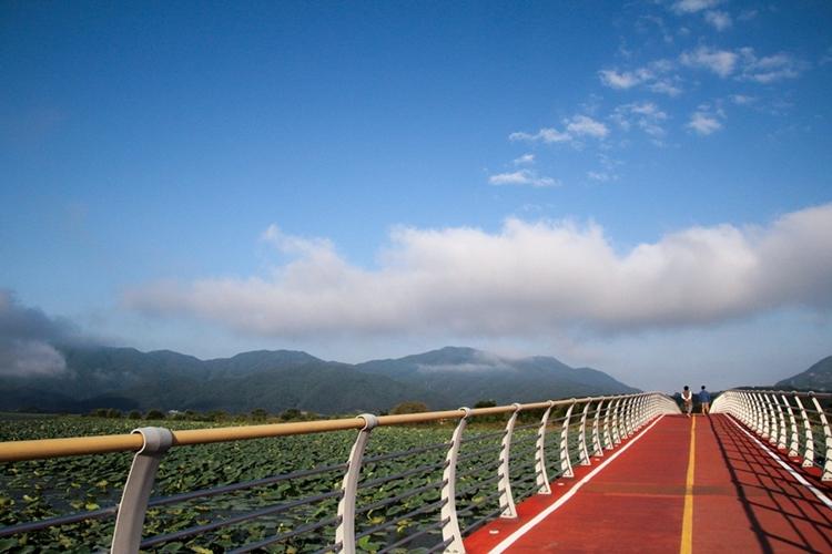 広州ムランゲ公園&帰歟島