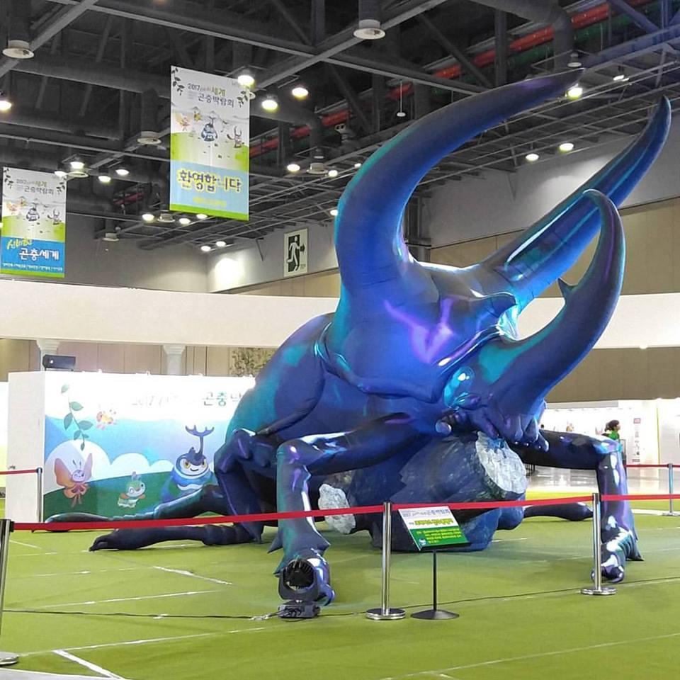 不思議な世界昆虫博覧会