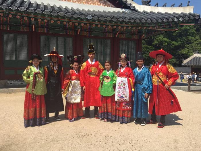 世界遺産南漢山城行宮常設プログラム2017