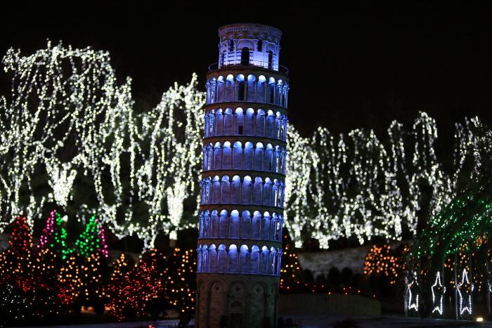 富川アインスワールド光祭り – 世界夜景ファンタジー光祭り