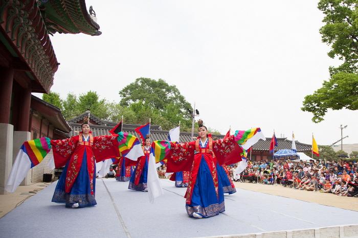 華城行宮常設ハンマダン2017