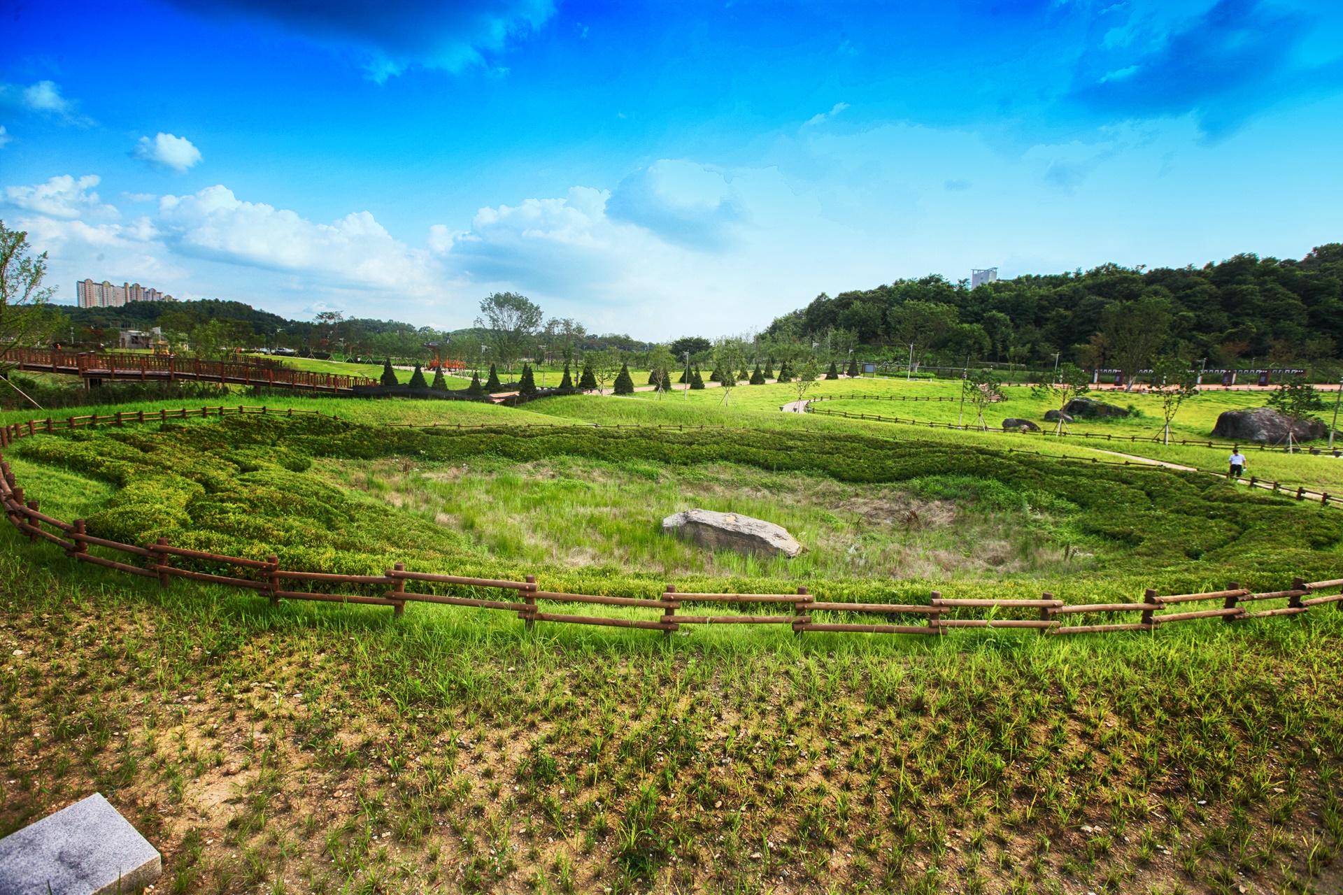 支石墓公園7