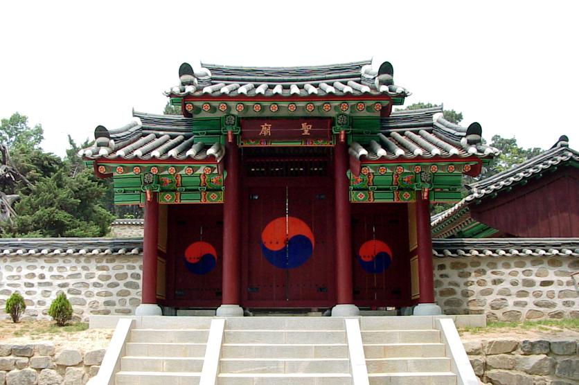 烏山市 闕里祠 (京畿道記念物 第147号)3