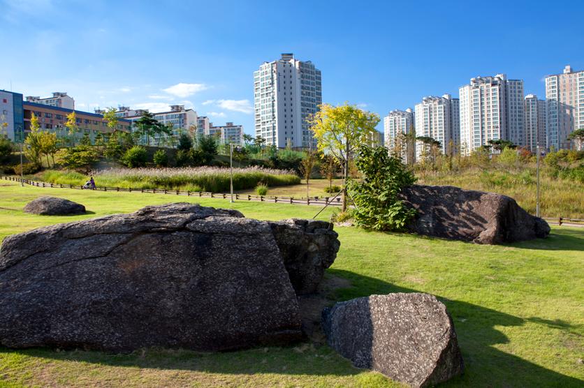 支石墓公園