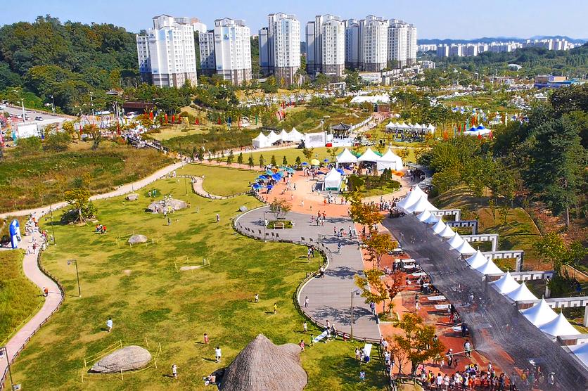 支石墓公園3
