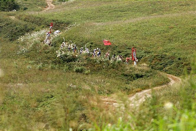雪梅岭自然休养林