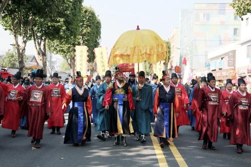 2015 水原华城文化节