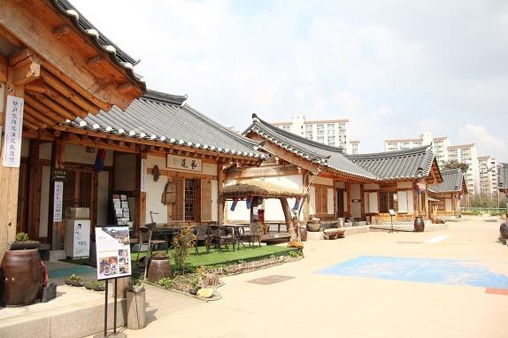 富川韩屋村