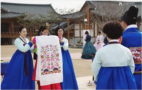 韩国传统婚姻特别策划展