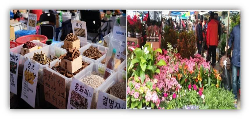 传统市场 — 牡丹民俗五日集