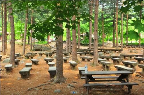 加平有明山自然休养林