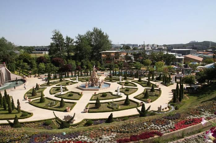 坡州第一花园