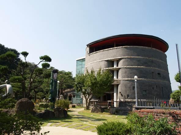韩国灯盏博物馆