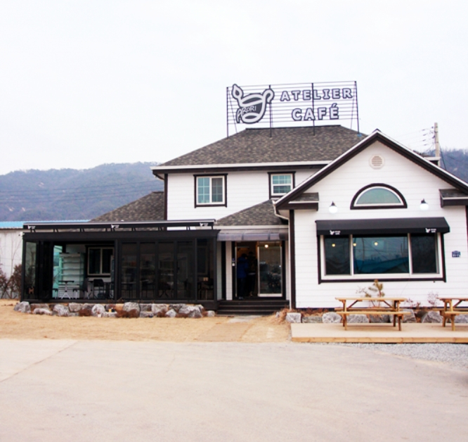 杨州ARORI咖啡厅