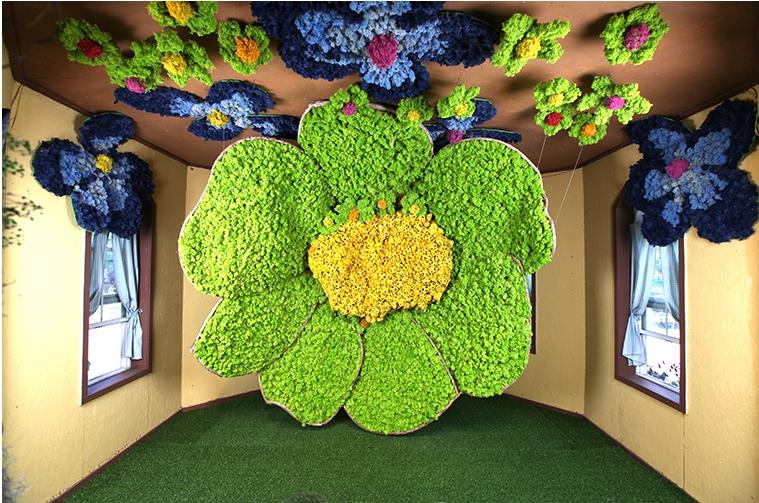 香草与绿色旅行体验工艺展