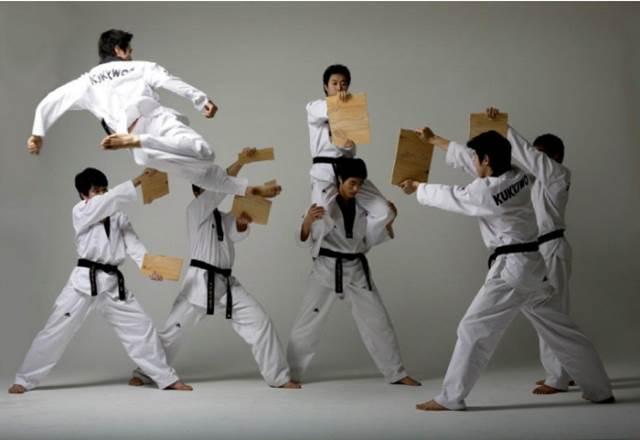 2017安养世界跆拳道庆典