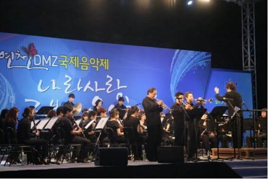 涟川DMZ国际音乐节