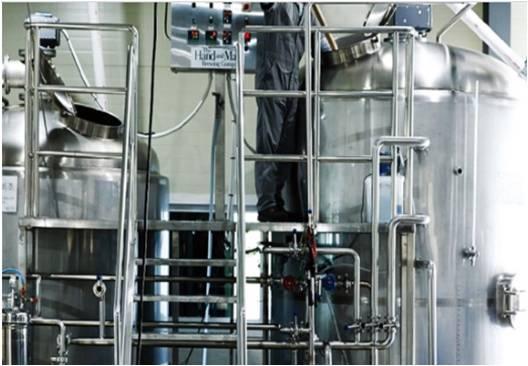 麦芽手酿啤酒厂