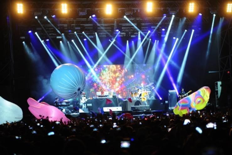 2017 JISAN 摇滚音乐节