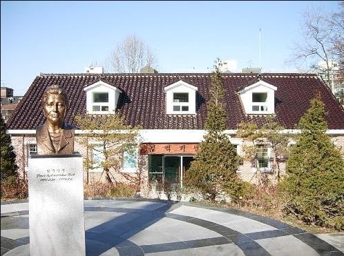 富川赛珍珠纪念馆