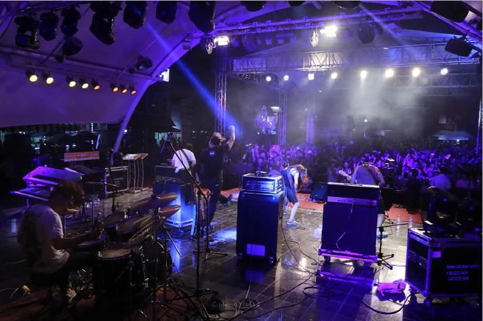 2017韩国摇滚乐队CHAMPIONSHIP & 东豆川韩国摇滚音乐节