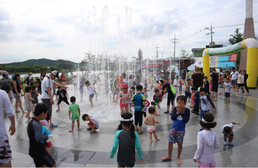 2017义王旺松湖戏水节