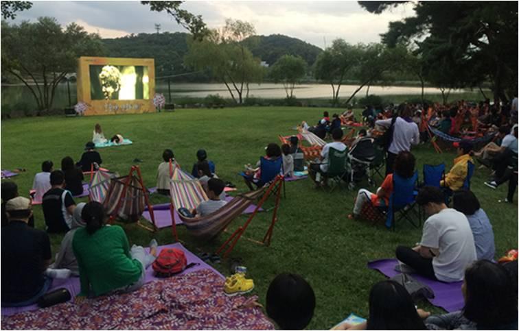 2017首尔大公园湖畔电影节