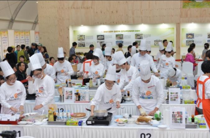 2017南杨州慢生活国际大赛