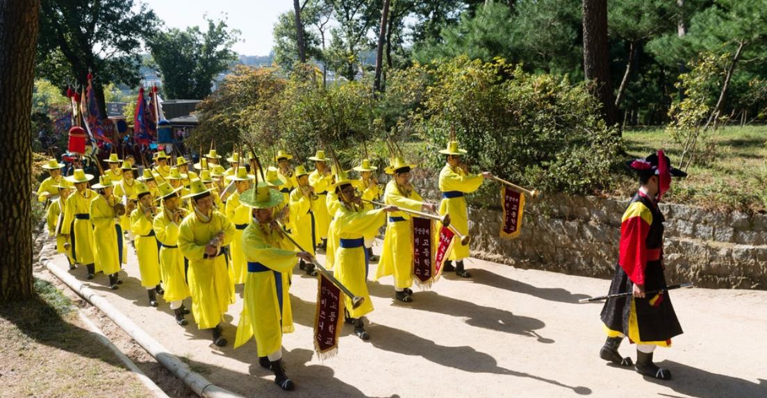 """2017正祖""""孝""""文化节"""